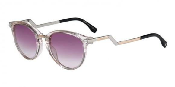FENDI FF 0039/S IRIDIA COLLECTION - BUN (9R) - PK PDPINK