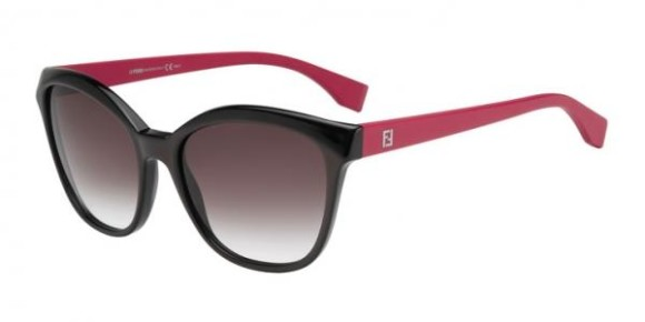 FENDI FF 0043/S - MGT (JS) - BROWN RED