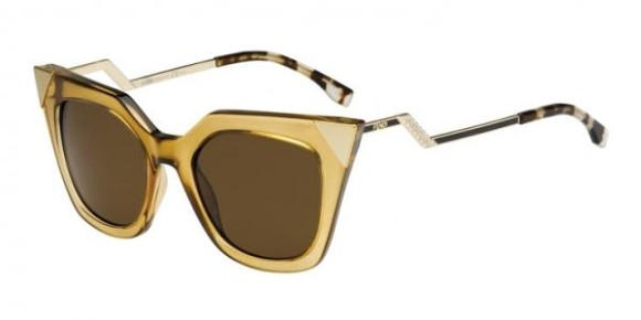 FENDI FF 0060/S IRIDIA COLLECTION - MSY (EC) - CHMP GDBK