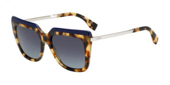 FENDI FF 0087/S GALASSIA COLLECTION - CUI (HD) - BLUHVN GD