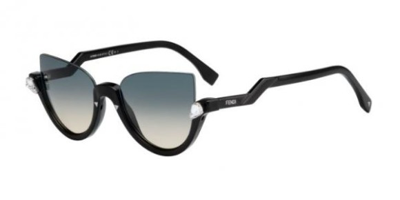 FENDI FF 0138/S BLINK COLLECTION - N71 (J8) - HVNROSEBW
