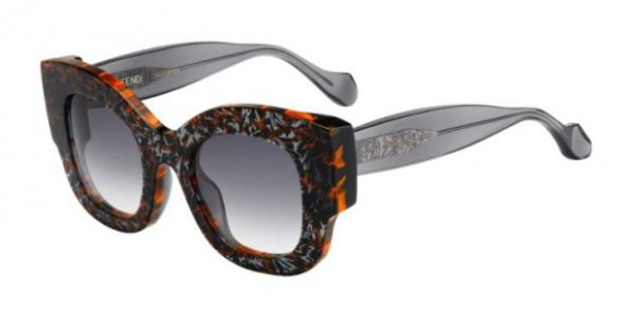 FENDI FF 0106/S SYLVY- THIERRY LASRY SPECIAL EDITION
