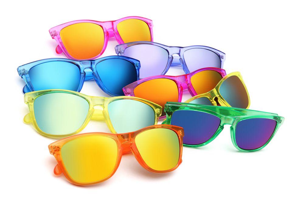 Qué color de cristal es mejor para las gafas de sol
