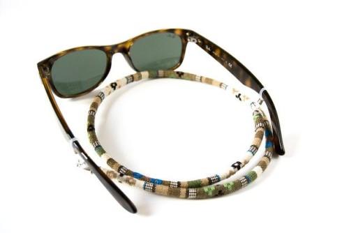 5 Trucos para no volver a olvidar o perder tus gafas de sol - Cordón para gafas