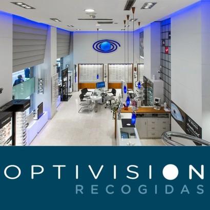 Optivisión Recogidas: tu óptica de confianza en Granada.